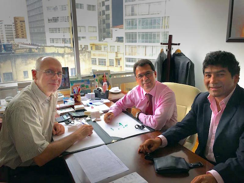 ColEmerald - Bogotá Office