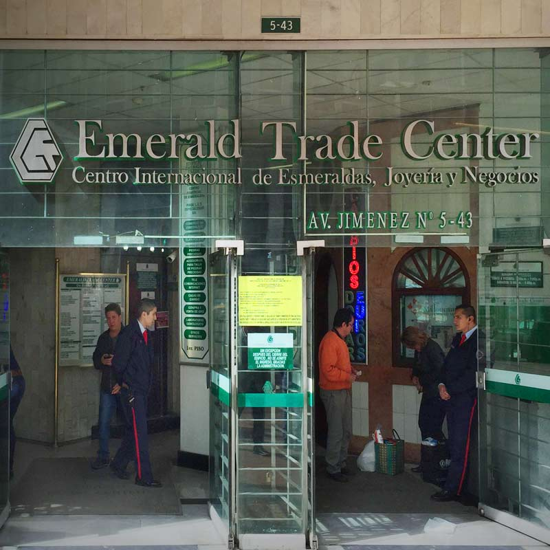 Emerald Trade Center – Bogotá